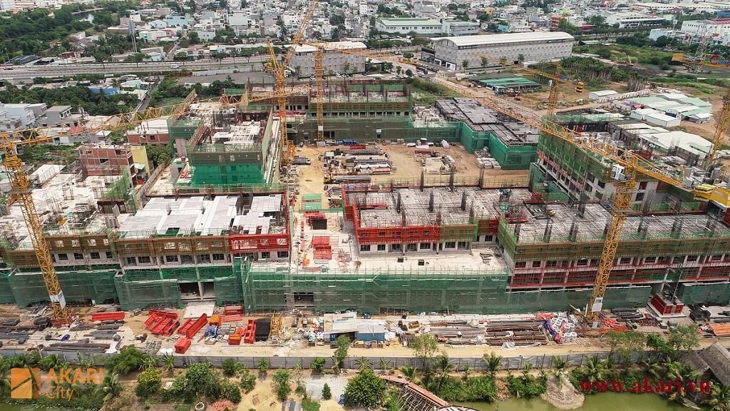 dự án Akari City