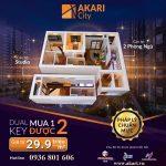 Dual Key Akari City